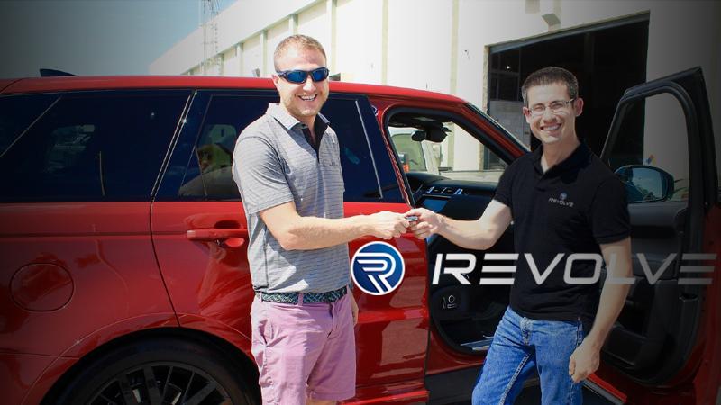 Drive Revolve
